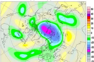 HARTA. Gaura de ozon este deasupra Ucrainei. Radiatiile UV produc arsuri