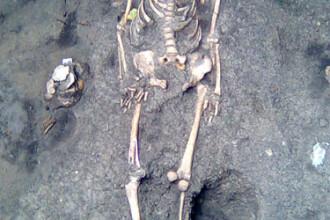 Drumul catre trecut. Arheologii lupta pentru salvarea satului medieval de pe Autostrada Soarelui