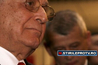 Iliescu: S-ar putea ca USL sa il sustina pe Oprescu in alegeri