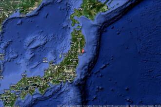 Cutremur de 6,6 in apropiere de Fukushima. Seismul a fost urmat de doua replici