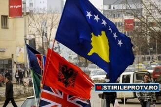 Prima femeie presedinte in Kosovo. E general de politie