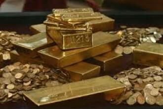 Pretul aurului revine la cotatii normale si ramane una din cele mai sigure investitii