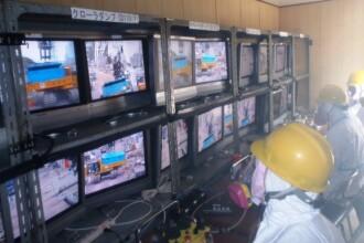 Un avion a aterizat de urgenta pe acoperisul unui reactor de la Fukushima