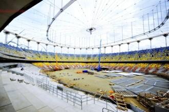 Stadionul National Lia Manoliu este 90% gata. Duminica e deschis publicului