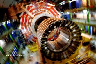 Descoperire istorica la CERN. O particula a batut viteza luminii: 730 km in 2,3 milisecunde