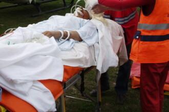 Accident pe Autostrada Soarelui, cu o masina de gunoi. 2 soferi au murit, 5 persoane sunt ranite