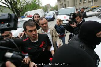 Dinamovistul Andrei Margaritescu a fentat arestul pentru ca joaca fotbal