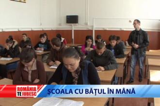 Scoala, in ochii elevilor: o puscarie inutila, dar obligatorie. Rezultatul e societatea romaneasca