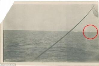 Fotografia document care a aratat dezastrul. Iata de ce s-a scufundat Titanicul