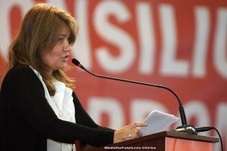 Mihaela Popa a demisionat din functia de vicepresedinte PDL