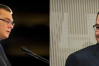 Ponta a preluat mandatul de premier de la Ungureanu dupa o discutie de 50 de minute