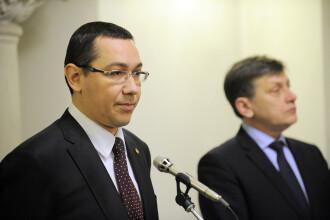 Crin Antonescu si Victor Ponta se intalnesc cu Philip Gordon, emisarul special al SUA in Romania