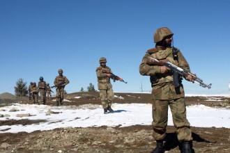 Pakistanul a testat cu SUCCES o racheta cu capacitate nucleara ca raspuns pentru India