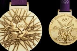 Medaliile de la Jocurile Olimpice din Londra, cele mai scumpe din istorie FOTO