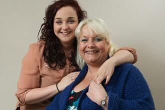 Fotografia care a convins-o sa renunte la alcool. In ce stare a fost gasita femeia de fiica ei. FOTO