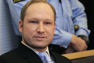 Strategia lui Breivik in procesul de saptamana viitoare: Am ucis 77 de oameni in legitima aparare