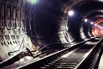Tuneluri subterane intre Gara de Nord, Gara Obor si Gara de Sud. Triunghiul SF al Bucurestiului