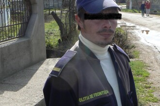 A vrut sa fie politist, iar acum risca trei ani de puscarie