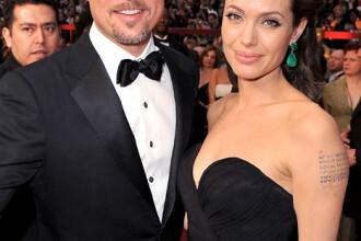 Brad Pitt refuza sa mai joace in scene sexy cu alte actrite, din respect pentru Angelina Jolie
