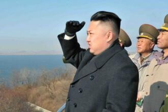 IMAGINI SPION din Coreea de Nord. Kim Jong Un, dat de gol in fata SUA de un satelit