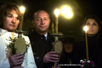 Presedintele Traian Basescu isi petrece si in acest an Pastele pe litoral