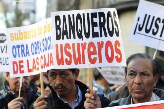 S&P a retrogradat 11 banci spaniole in urma reducerii ratingului de tara