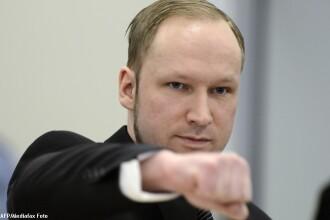 Norvegia vrea sa construiasca o inchisoare doar pentru Anders Breivik