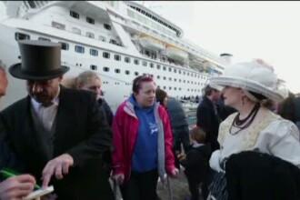 Epopeea noului Titanic s-a incheiat cu bine. Vasul Balmoral a ancorat la New York