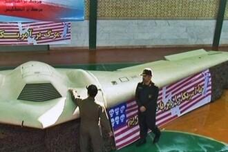Iranul a descifrat secretele unei drone americane.