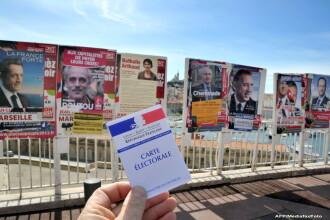 Mesaje codate pe Twitter despre alegerile din Franta: