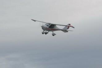 Incident aviatic langa Brasov. Un avion a aterizat fortat din cauza unor probleme tehnice