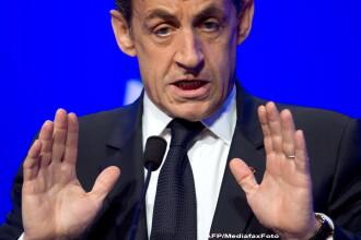 Nu-si risca electoratul, dar isi risca mandatul. Sarkozy refuza acordul cu extremistii lui Le Pen