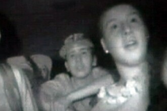 VIDEO. Tinerii de care rade o tara intreaga, dupa ce au furat o masina. Ce nu stia niciunul