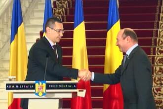 Ponta: Marti ii dau lui Basescu un draft al scrisorii catre liderii UE, poate o distribuie la CE