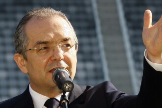 Alegeri locale 2012. Emil Boc: Decizia de a candida la Primaria Cluj-Napoca era luata de mult