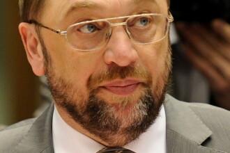 Presedintele PE, Martin Schulz: