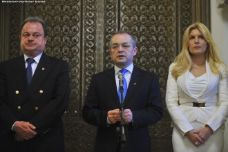 Emil Boc: Nu ma gandesc la demisie de la sefia PDL; Nu exista in plan niciun congres al partidului