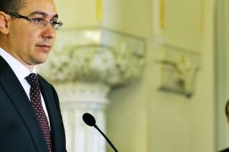 Ponta: Basescu a facut un compromis. A inteles ca nu l-as fi propus pe Daniel Morar procuror general