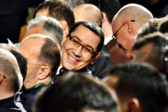 Guvernul Ponta este gata: