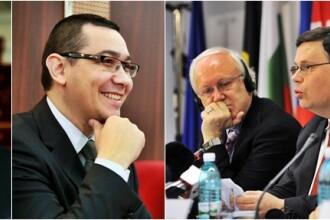 Daniel Daianu si Liviu Voinea, viitori ministri in Guvernul Ponta - surse