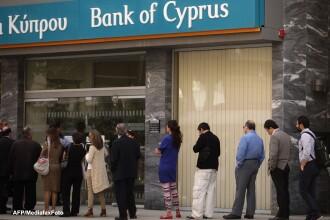 Cat costa prima incercare de salvare a Ciprului: 10 miliarde de euro din banii tarilor UE