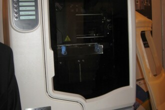 Imprimanta 3D, vedeta primului targ de inovare din vestul tarii. Ce au mai adus expozantii
