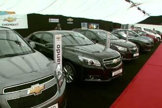 Salonul Auto Bucuresti 2013. Dealerii au prezentat concurentii directi pentru Dacia Duster