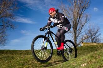 Adrian Igrisan participa la Cupa Racing Bike Pro Arad, in 8 septembrie. Vezi traseul competitiei