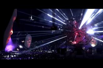 Peste 10.000 de oameni sunt asteptati sambata la spectacolul Sensation, Source of Light