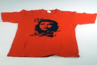 Interzicerea simbolurilor comuniste, proiect de lege: tricourile cu Che Guevara, in afara legii