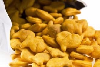 Ce a descoperit o femeie din SUA intr-o punga cu biscuiti.