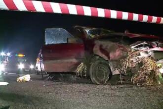 Un sofer incepator a provocat un accident in care a murit un adolescent de 16 ani, prieten cu el