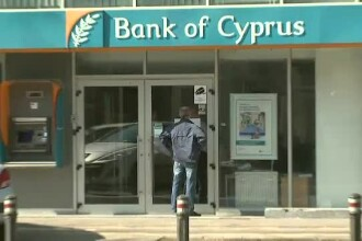 Deponentii cu mai mult de 100.000 de euro la Bank of Cyprus vor afla in septembrie cati bani pierd