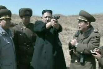 Chuck Norris e plin de invidie: Liderul coreean Kim Jong-Un schiaza fara schiuri